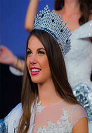 gabriela topalova miss universe bulgaria