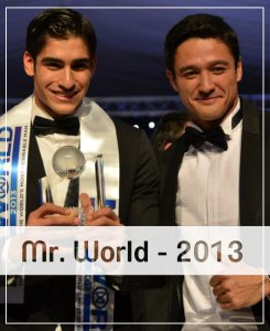Mr. World 2013