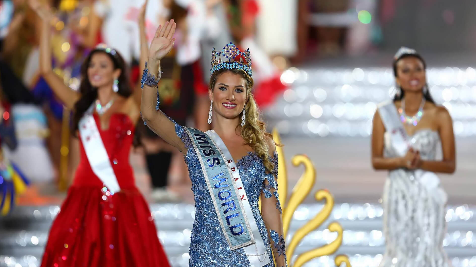Miss World 2015 Mireia Lalaguna