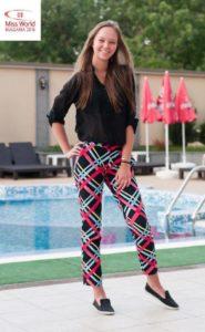 Мис Свят България 2016 кастинг - Анита Ушакова