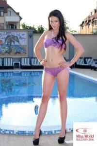 Мис Свят България 2016 кастинг - Луси Димитрова