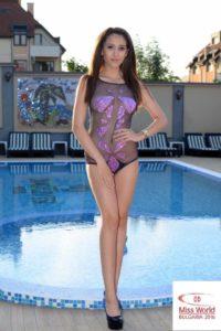 Мис Свят България 2016 кастинг - Инес Петрова