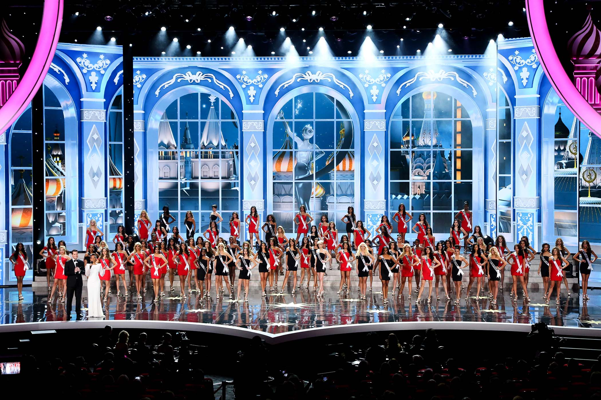 Miss Universe 2013 Stage