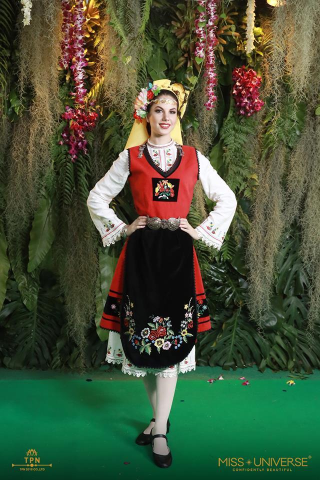 miss universe bulgaria 2018