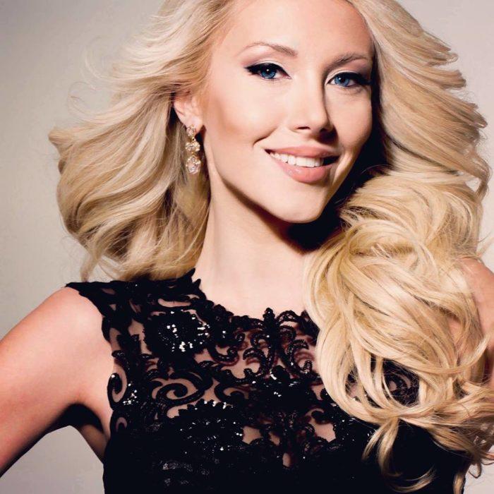 Veneta Krasteva Miss Universe Bulgaria