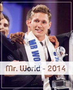 Mr. World 2014
